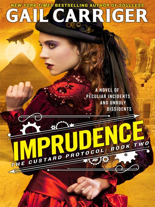 Title details for Imprudence by Gail Carriger - Available